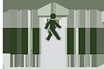 ped crosswalk icon