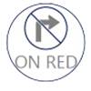 no turn on red icon