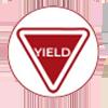 no yield icon