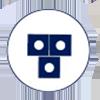 ped beacon icon