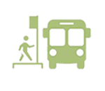 public transit icon